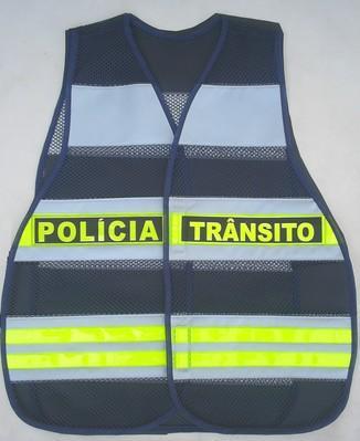 """alt=""""Colete Refletivo Policia de Transito"""""""