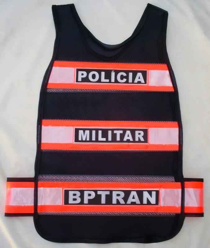 """alt=""""img de Coletes Refletivos da polícia militar"""""""