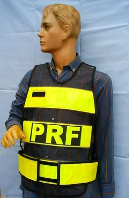 """alt=""""imagem colete refletivo da Policia Rodoviaria Federal"""""""