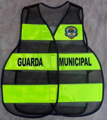 """img alt=""""Coletes Refletivos para Guardas Municipais"""""""