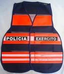 Coletes Refletivos da Polícia do Exército